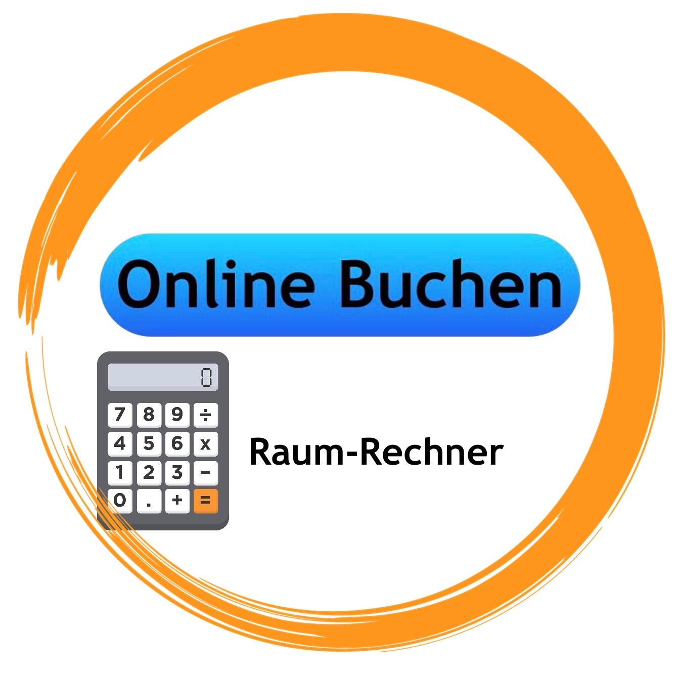 Online-Buchung & Platzrechner
