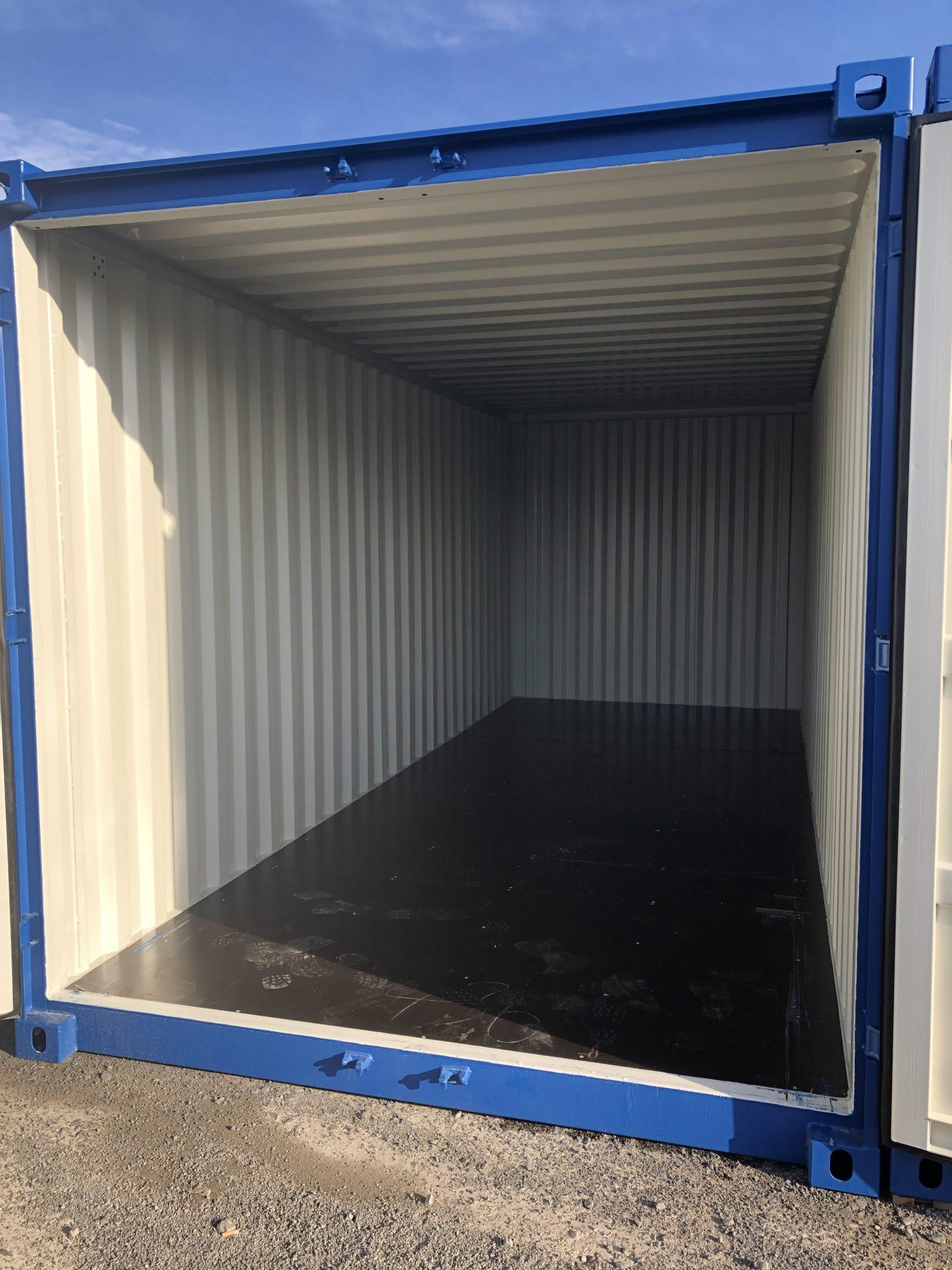 14qm (32 Kubikmeter) Lagerraum - MEGA BOX Image