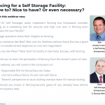 storeandpark fencing self storage