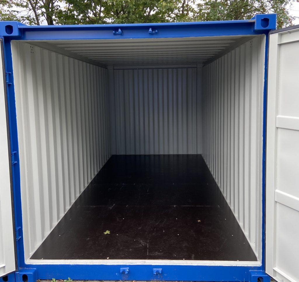 XL container von drinnen celle und maintal