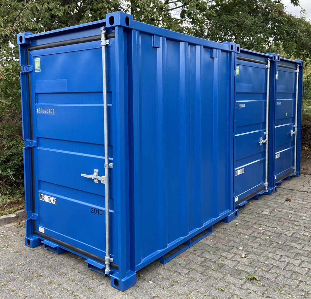 4qm container storeandpark celle und maintal