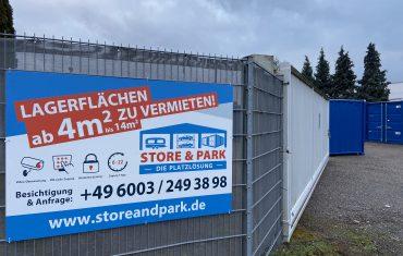Storeandpark - Weißenthurm